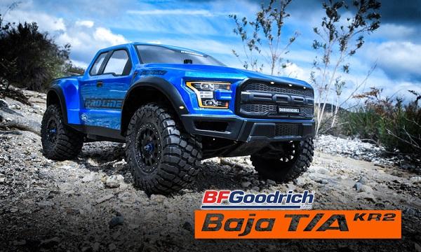 Pro-Line BFGoodrich Baja TA KR2 Short Course Truck Tires (7)