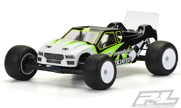 Pro-Line Enforcer Clear Body For The Team Associated T5M (1)