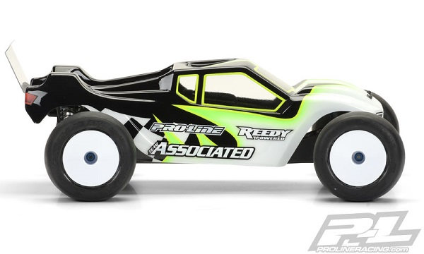 Pro-Line Enforcer Clear Body For The Team Associated T5M (2)