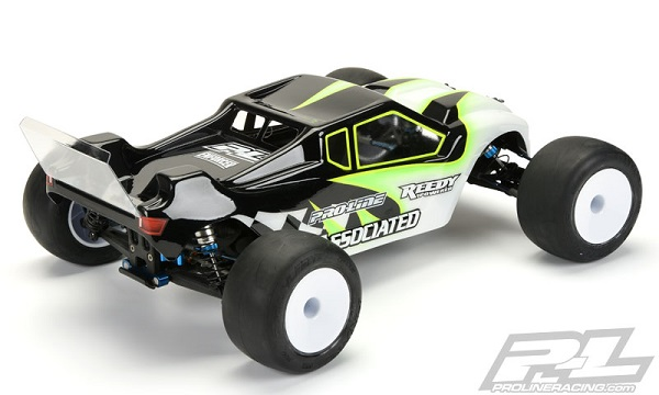 Pro-Line Enforcer Clear Body For The Team Associated T5M (3)