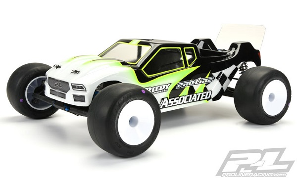 Pro-Line Enforcer Clear Body For The Team Associated T5M (4)