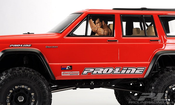 Pro-Line PL-C Interior For 110 Crawlers (10)