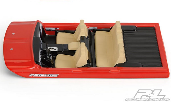 Pro-Line PL-C Interior For 110 Crawlers (3)