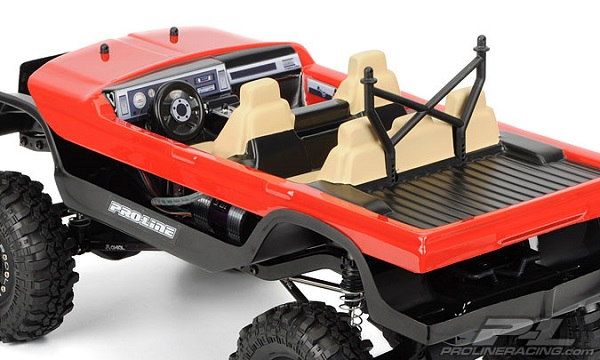 Pro-Line PL-C Interior For 110 Crawlers (5)