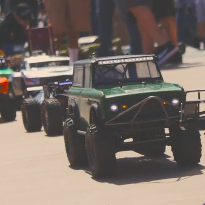 Here's a Closer Look at Pro-Line's Car Show & Scale Parade at RCX [VIDEO]