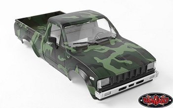 RC4WD Camo Mojave 2 Body Set For The Trail Finder 2