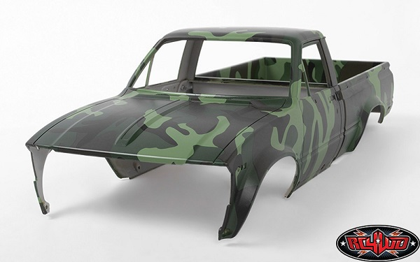 RC4WD Camo Mojave 2 Body Set For Trail Finder 2 (2)