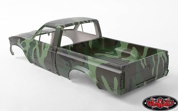 RC4WD Camo Mojave 2 Body Set For Trail Finder 2 (3)