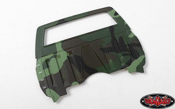 RC4WD Camo Mojave 2 Body Set For Trail Finder 2 (4)