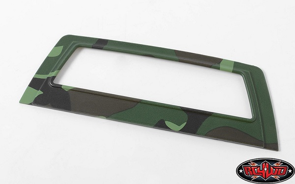 RC4WD Camo Mojave 2 Body Set For Trail Finder 2 (5)