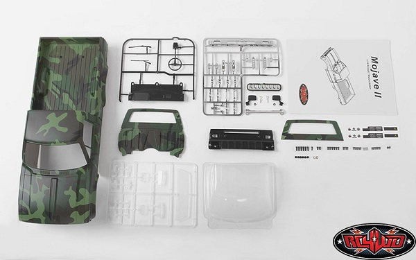 RC4WD Camo Mojave 2 Body Set For Trail Finder 2 (7)