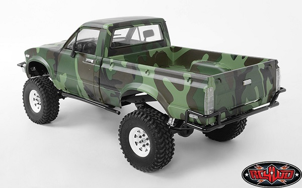 RC4WD Camo Mojave 2 Body Set For Trail Finder 2 (8)