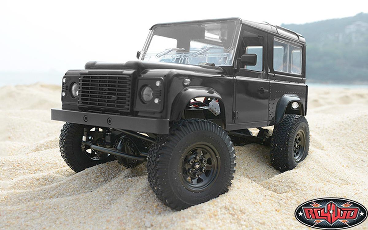 RC4WD RTR 1_18 Gelande II With D90 Body Set (1)