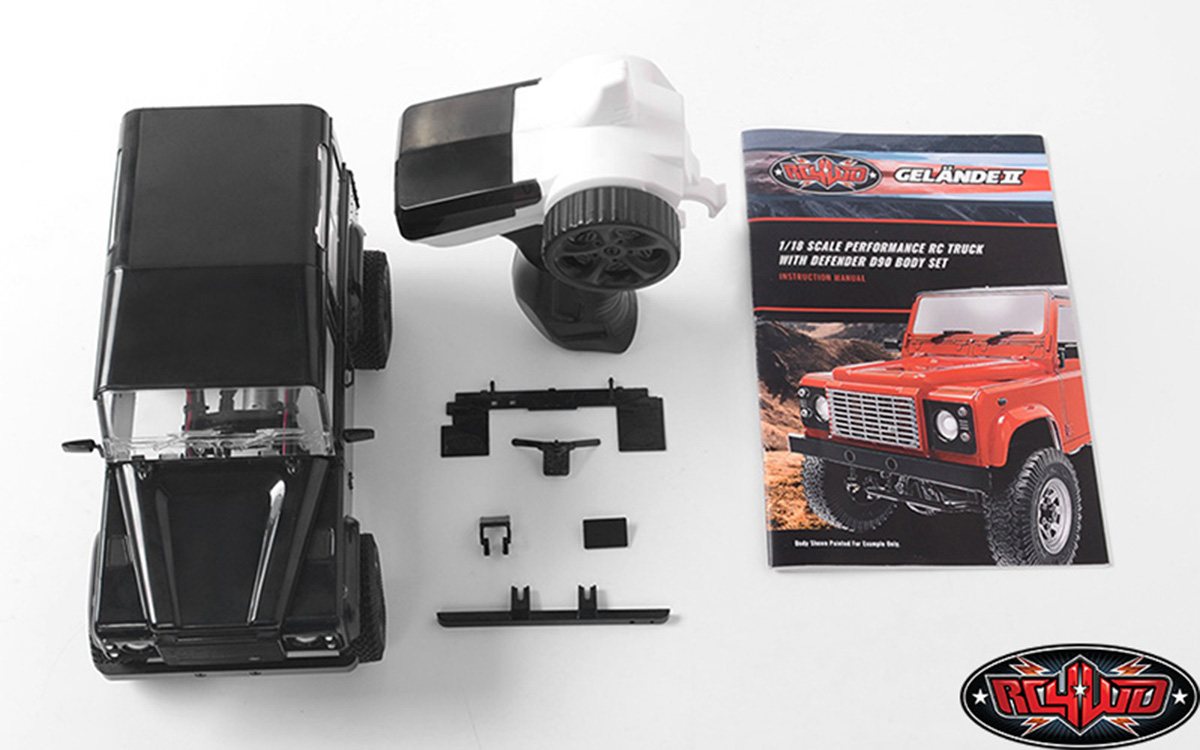 RC4WD RTR 1_18 Gelande II With D90 Body Set (2)