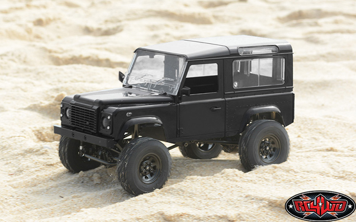 RC4WD RTR 1_18 Gelande II With D90 Body Set (8)