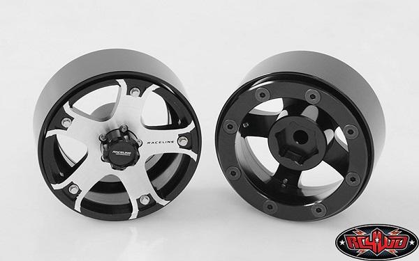RC4WD Raceline Gunner 1.7 Beadlock Wheels (3)