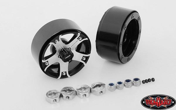RC4WD Raceline Gunner 1.7 Beadlock Wheels (4)