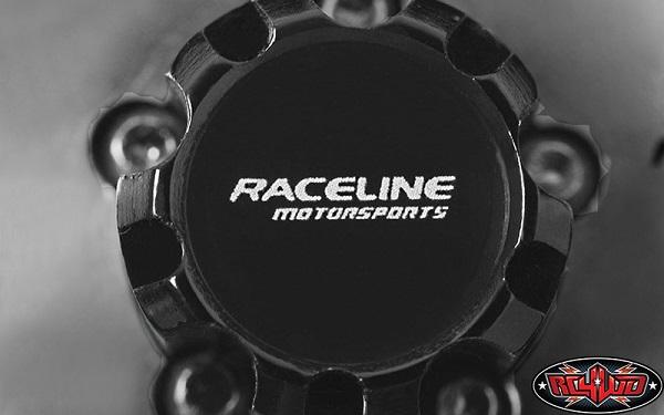 RC4WD Raceline Gunner 1.7 Beadlock Wheels (5)