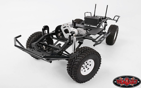 RC4WD Trail Finder 2 Truck Kit (3)