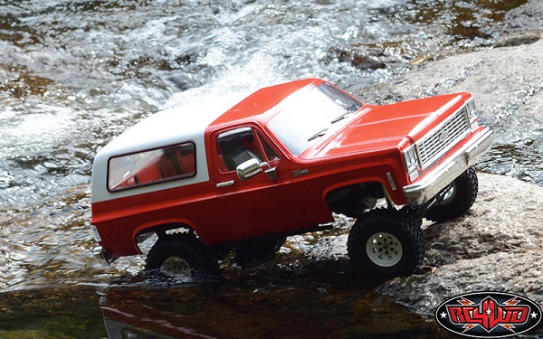RC4WD Trail Finder 2 Truck Kit (4)