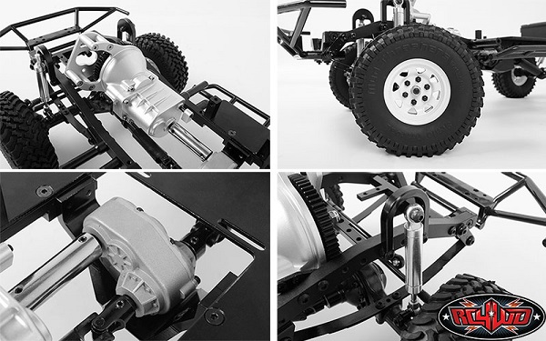 RC4WD Trail Finder 2 Truck Kit (7)