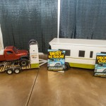 "The Winnebago and custom trailer that won Pro-Line's ""Best in Show"" and ""People's Choice"" awards."