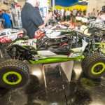 The new Losi Ten-SCBE RTR with AVC is just one of the new vehicles shown in the Horizon Hobby booth.