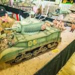 Tank details.