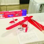 Airplane kits.