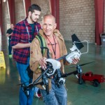 Drones continue to grow in popularity and carry all sorts of cameras.