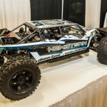 Castle tapped well-known customizer HemiStorm to display this amazing 4-seater Axial Yeti XL with dual Mamba X power systems. Looks factory!