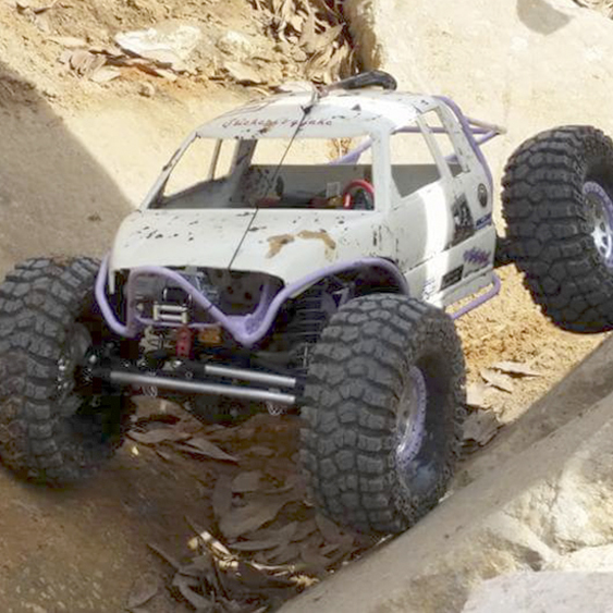 Custom Chevy S10 Crawler by Travis Johnson [READER'S RIDE]