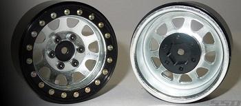 SSD 1.55″ Steel D Hole Wheels