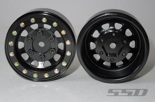 SSD 1.55 Steel D Hole Wheels (2)