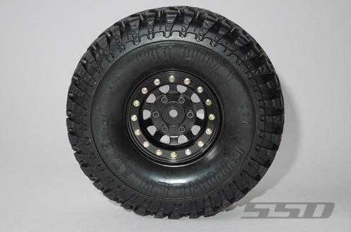SSD 1.55 Steel D Hole Wheels (3)