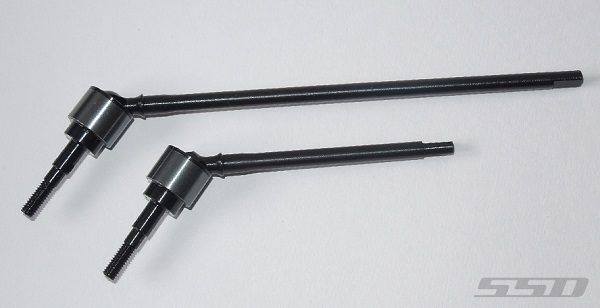 SSD HD CVD Axles For The Axial Wraith And RR10 Bomber (2)