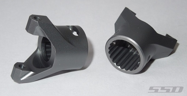 SSD Pro Aluminum C Hubs For The Axial Wraith And RR10 Bomber (5)