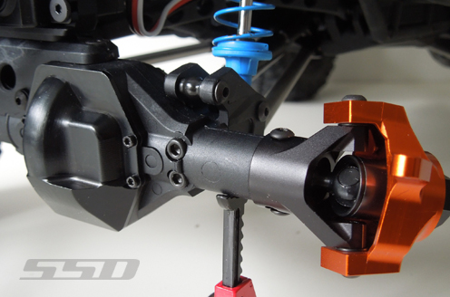 SSD Pro Aluminum C Hubs For The Axial Wraith And RR10 Bomber (6)