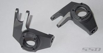 SSD Pro Aluminum Knuckles For The Axial Wraith And RR10 Bomber