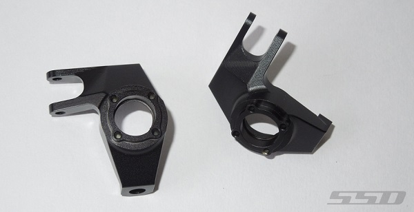 SSD Pro Aluminum Knuckles For The Axial Wraith And RR10 Bomber (3)