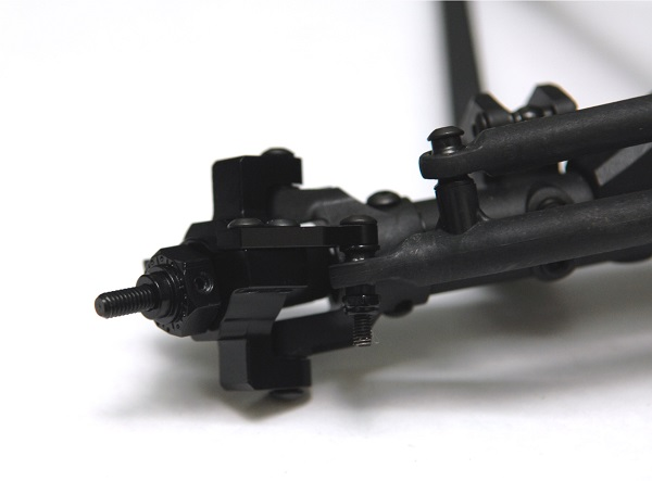 ST Racing Concepts CNC Machined Aluminum Steering Knuckle For The Axial RR10 Bomber, Wraith And Deadbolt (1)