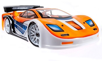Serpent Cobra GTE 3.0 1/8 4wd Electric On-Road Car
