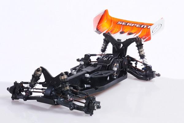Serpent Spyder SRX4 Aluminum Chassis 4WD 1_10 Off-Roa (5)