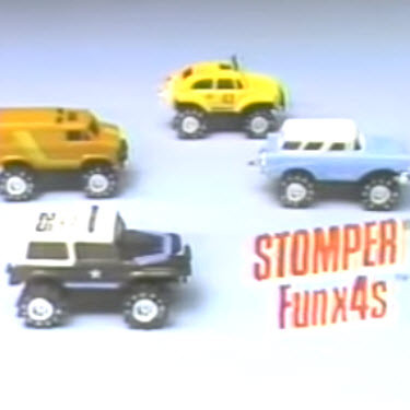 Who Remembers Stompers? [VIDEO]