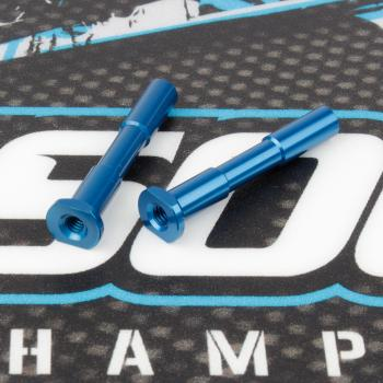 Team Associated Factory Team Aluminum Steering Bellcrank Posts