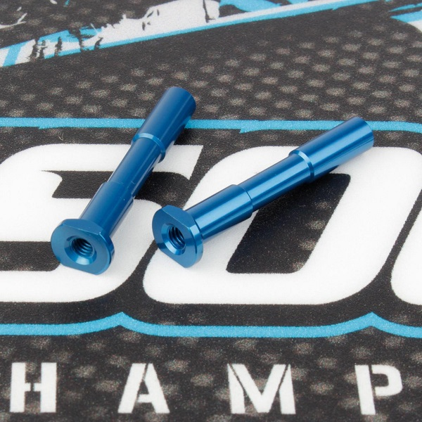 Team Associated Factory Team Aluminum Steering Bellcrank Post (3)