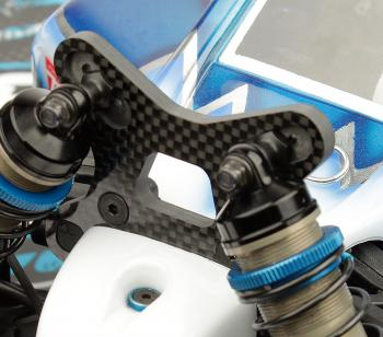 Team Associated RC8B3 Factory Team Front Shock Tower