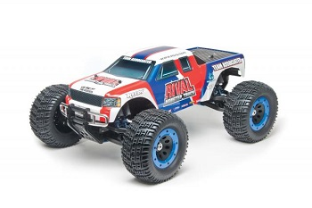Team Associated RTR Rival Monster Truck Brushless LiPo Combo [VIDEO]