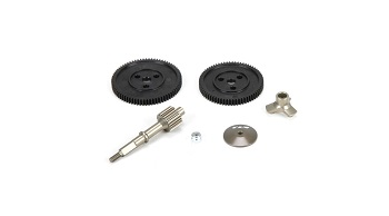Team Losi Racing Laydown Transmission Conversion Kit And Direct Drive System