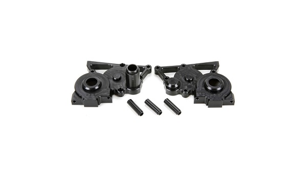 Team Losi Racing Laydown Transmission Conversion Kit And Direct Drive System (6)